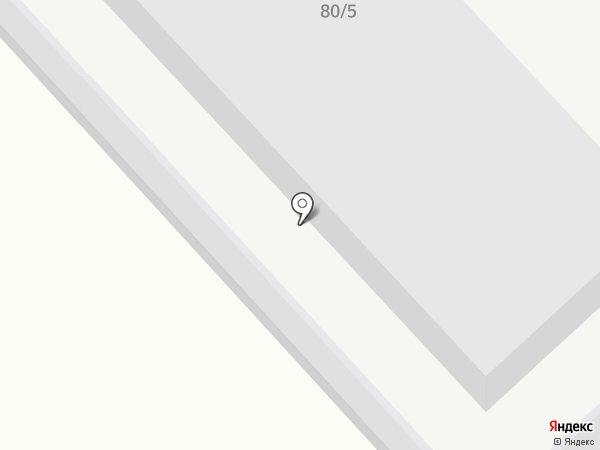 Гея, ЗАО на карте Железногорска