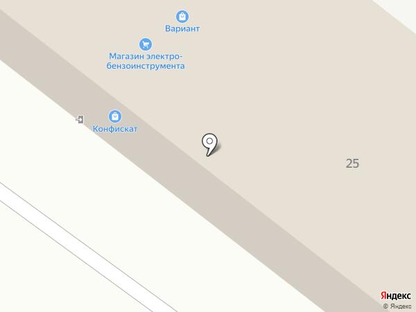 РОСТ на карте Железногорска