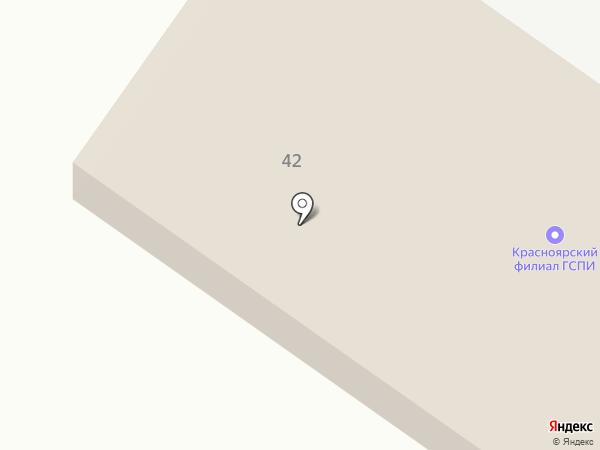 Гея на карте Железногорска