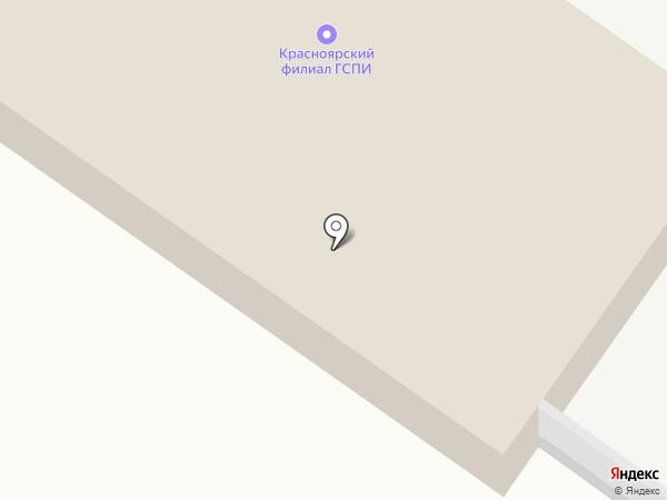 Государственный специализированный проектный институт на карте Железногорска