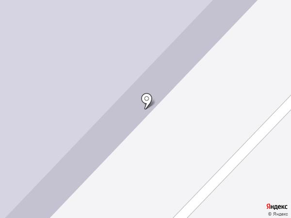 Школа космонавтики на карте Железногорска