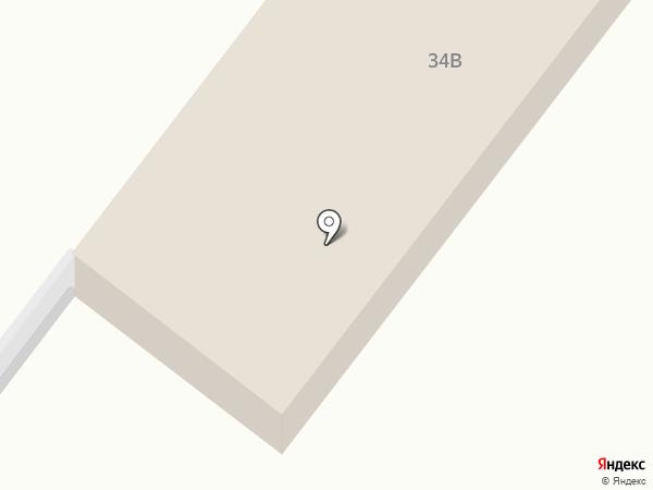 Автобистро на карте Железногорска