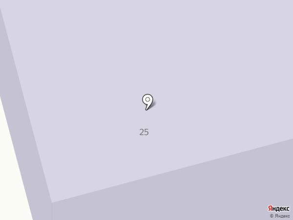 Автошкола на карте Железногорска