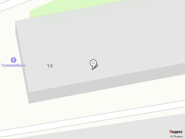 Торгово-производственная компания на карте Железногорска