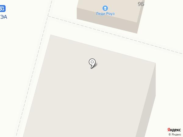 ЦВЕТОГРАДик на карте Железногорска