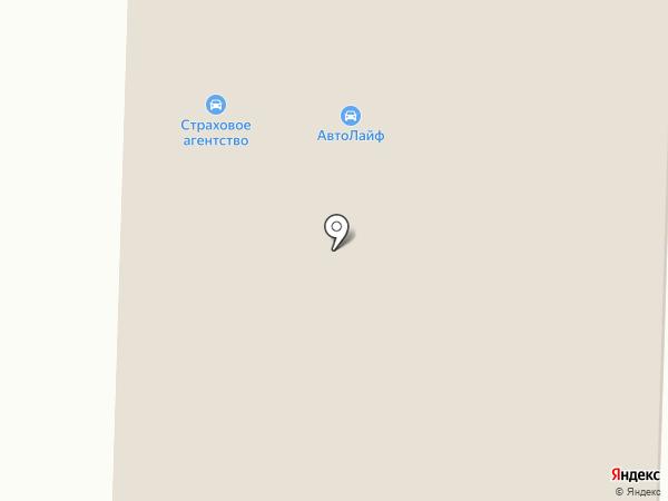 АвтоЛайф на карте Железногорска
