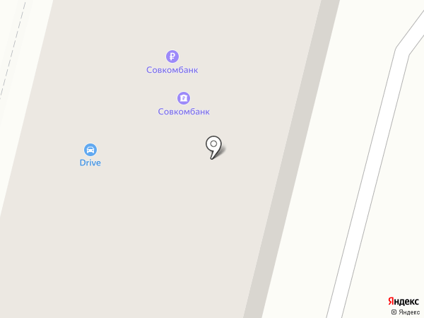 Марина на карте Железногорска