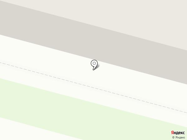 Пятачок на карте Железногорска