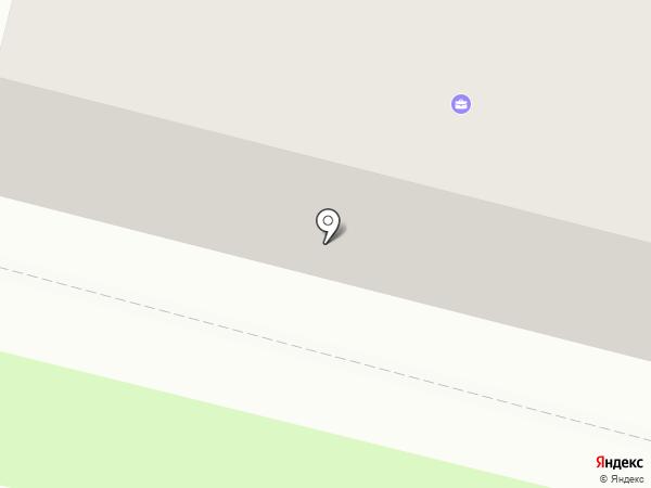 БИС на карте Железногорска