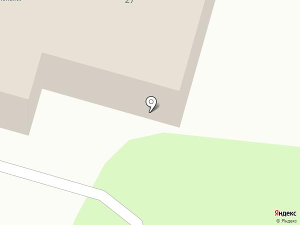 Отдел лицензионно-разрешительной работы на карте Железногорска