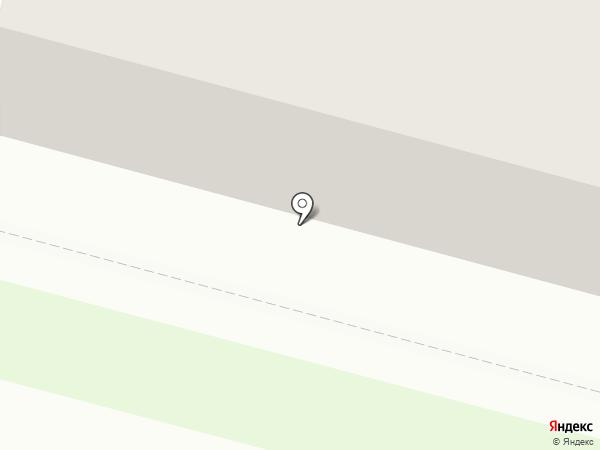 Дом немецких обоев на карте Железногорска
