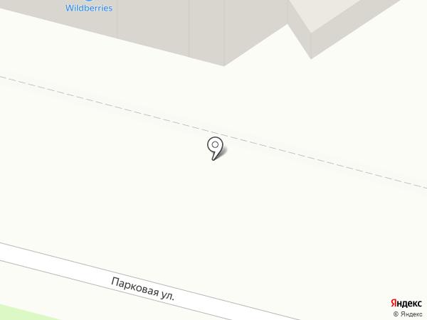 Сеть магазинов обоев на карте Железногорска