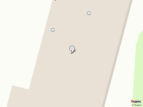 Следственный отдел по ЗАТО г. Железногорску на карте Железногорска