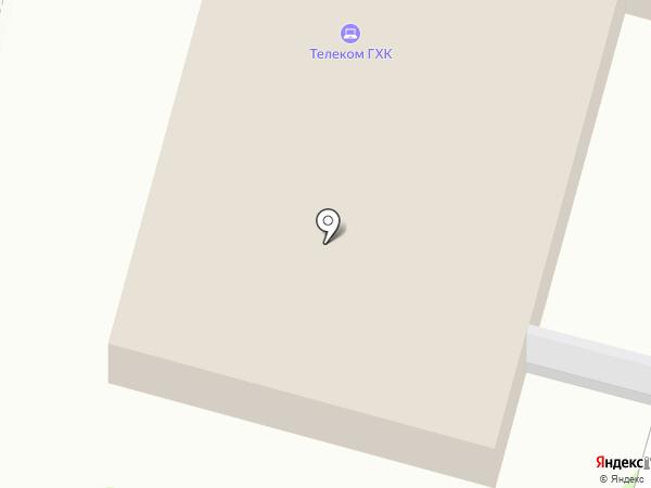 Телеком ГХК на карте Железногорска