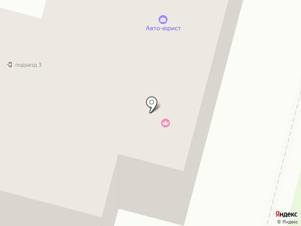 Авто-юрист на карте Железногорска