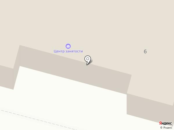 Центр занятости населения г. Железногорска на карте Железногорска