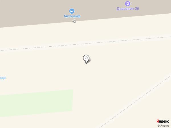 Саквояж на карте Железногорска