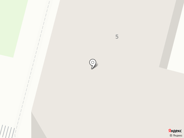 Гнездо на карте Железногорска