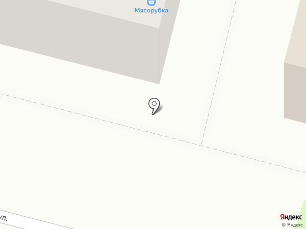 Стройка на карте Железногорска