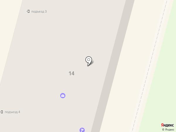 Девичник на карте Железногорска