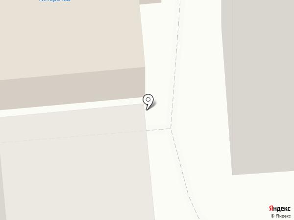 КИТ на карте Железногорска