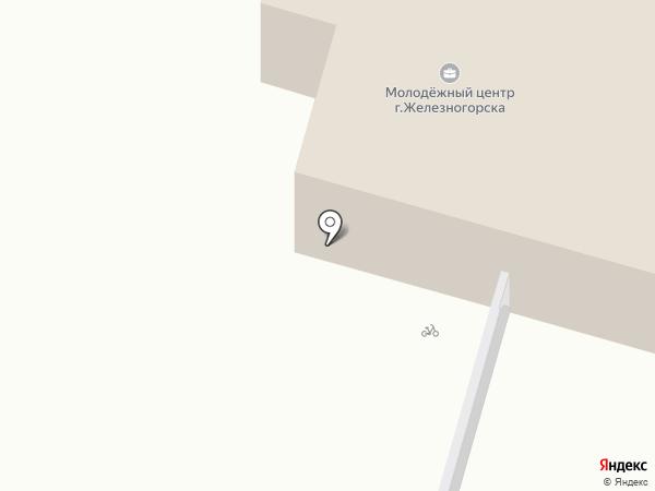 La Vida на карте Железногорска