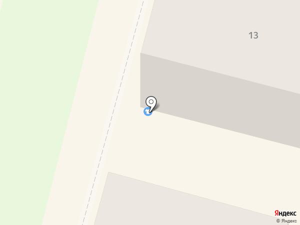 Ralf на карте Железногорска