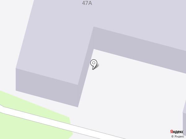 Детский сад №9 на карте Железногорска