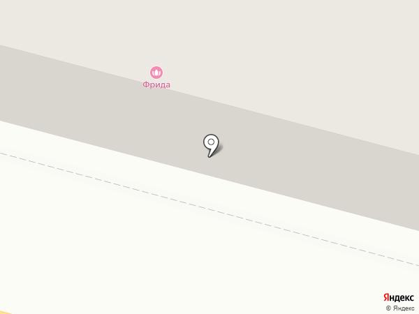 КБ Канский на карте Железногорска