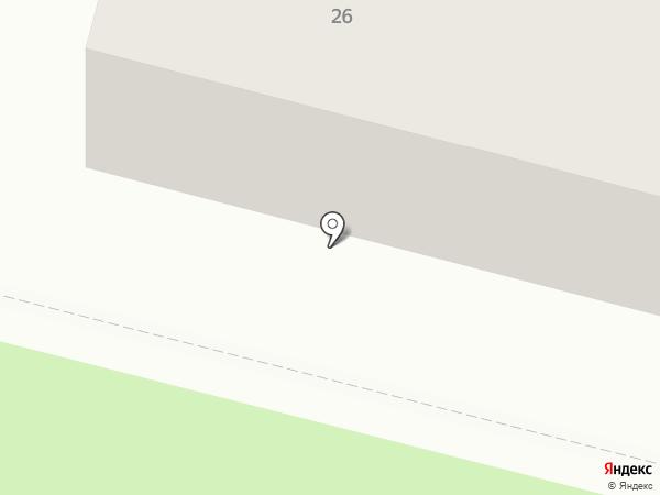 Flirt на карте Железногорска