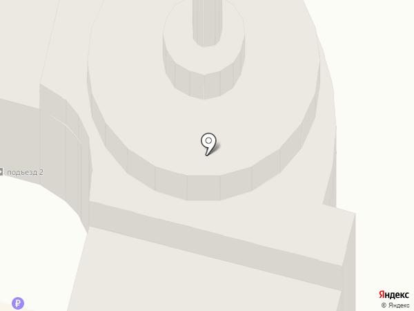 Адвокат Анучин М.А. на карте Железногорска