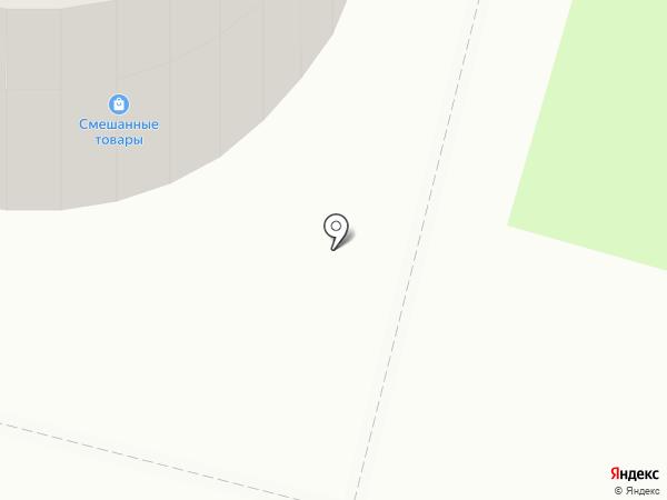 Сюрприз на карте Железногорска
