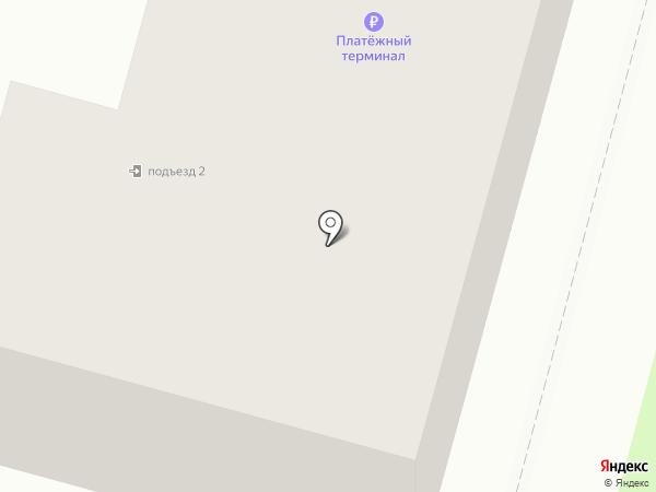 Ростелеком на карте Железногорска