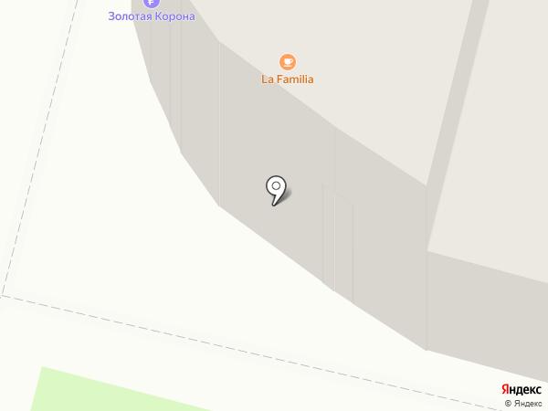 Кошкин Дом на карте Железногорска