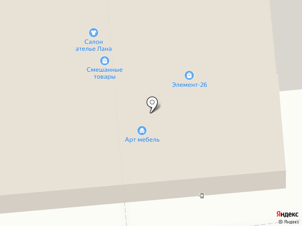 Магазин швейных машин на карте Железногорска