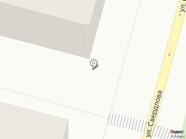 Zoloto на карте Железногорска
