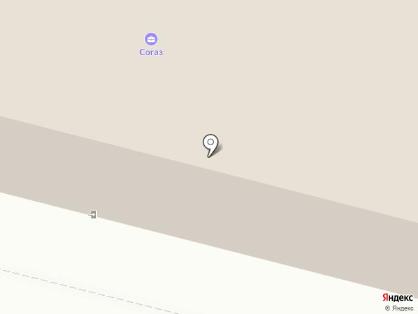 СОГАЗ на карте Железногорска
