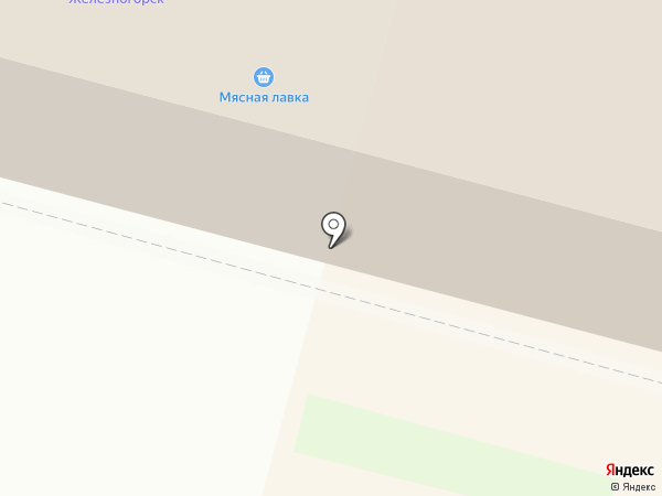 Путешествие на карте Железногорска