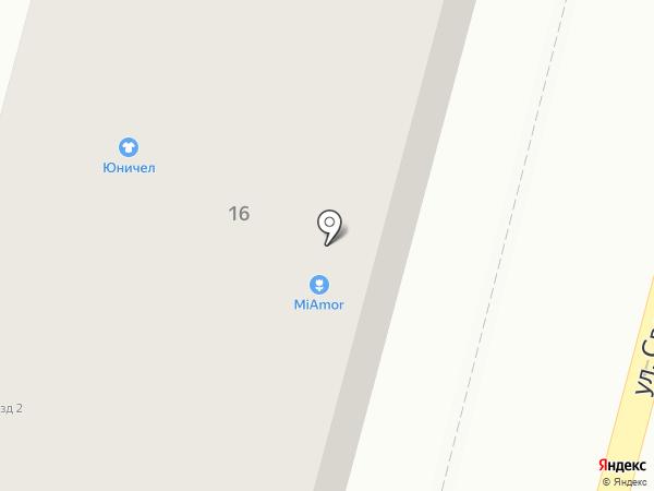 Mi Amor на карте Железногорска