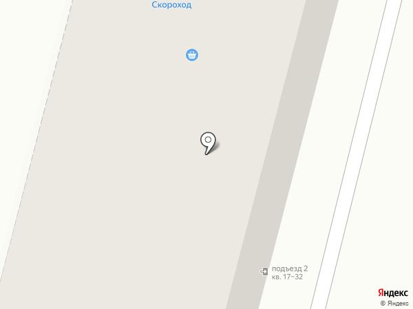 EuroMebel на карте Железногорска