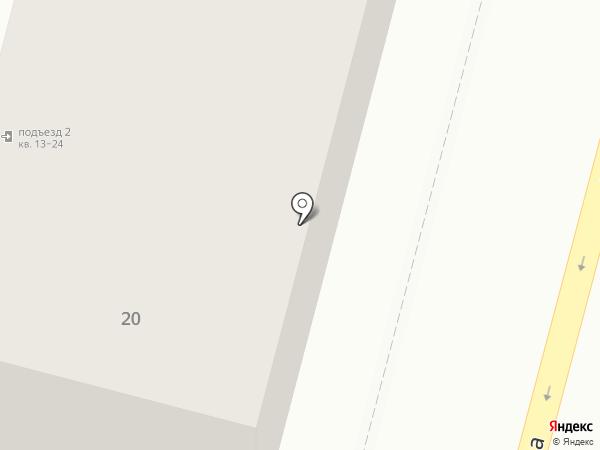 Златая цепь на карте Железногорска