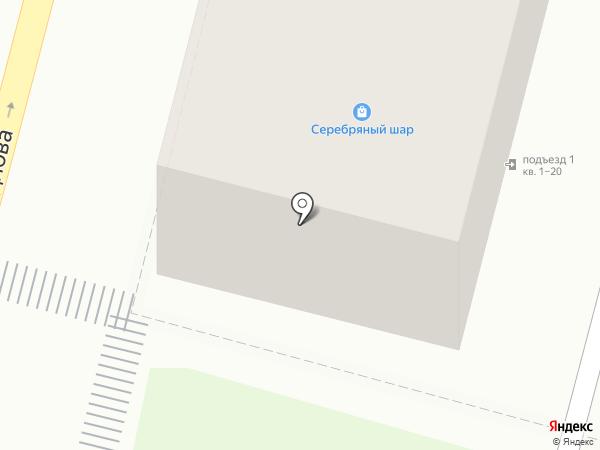 Бамбино на карте Железногорска