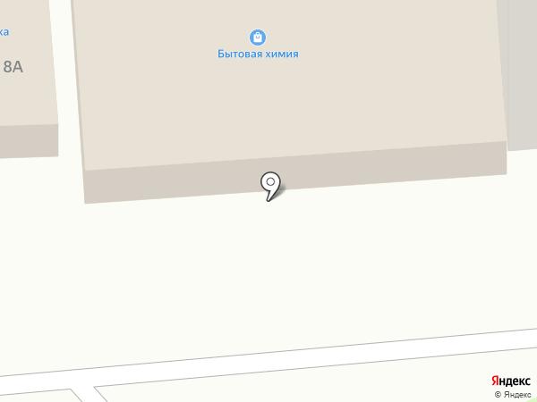 ВАННА ЦЕНТР на карте Железногорска