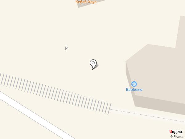 Кебаб-Хауз на карте Железногорска