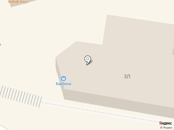 Барбекью на карте Железногорска