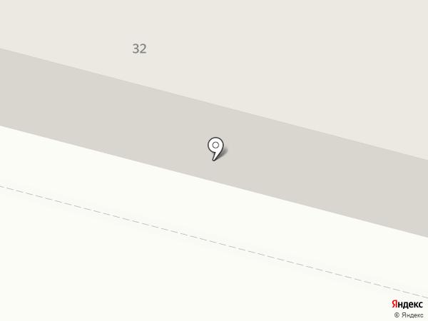 Лаванда на карте Железногорска