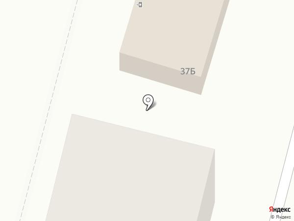 Магазин хозяйственных товаров на карте Железногорска