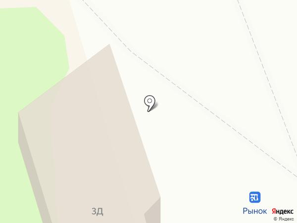 Салон цветов на карте Железногорска