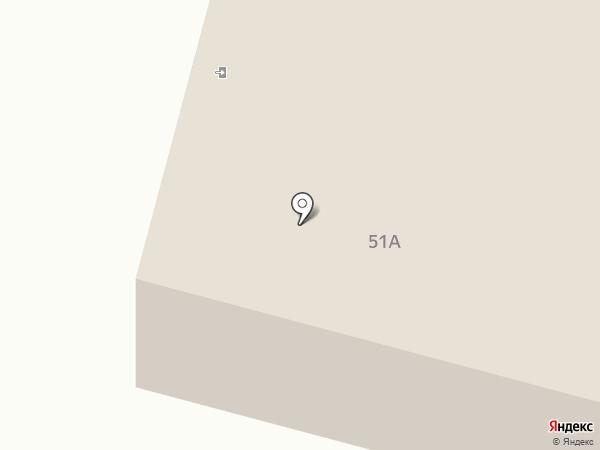 Муниципальный архив ЗАТО Железногорск, МКУ на карте Железногорска