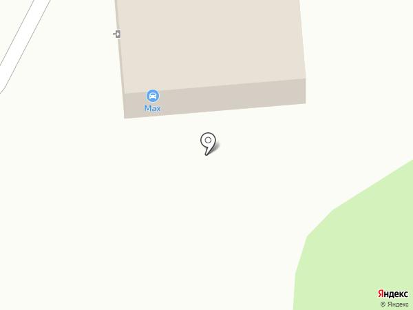 Max на карте Железногорска